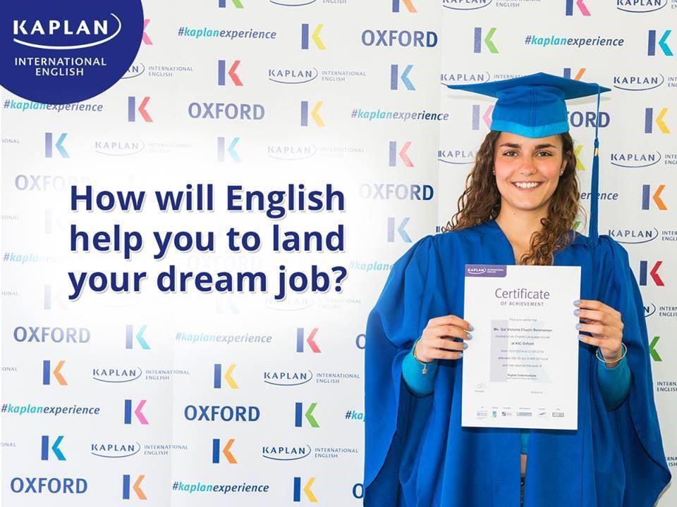 Gặp gỡ giám đốc tuyển sinh Kaplan International English, miễn phí ghi danh và cơ hội nhận học bổng 30%