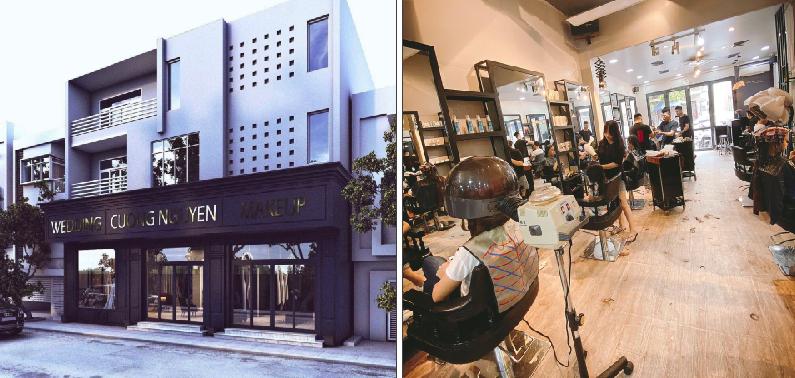 Cường Nguyễn với 2 thương hiệu Cường Nguyễn Hair Salon & Cường Nguyễn Wedding