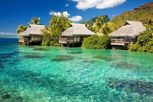 """Đảo du lịch """"tất bật"""" của mọi du khách"""
