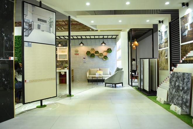 Prime mang sản phẩm chất lượng quốc tế đến triển lãm Vietbuild