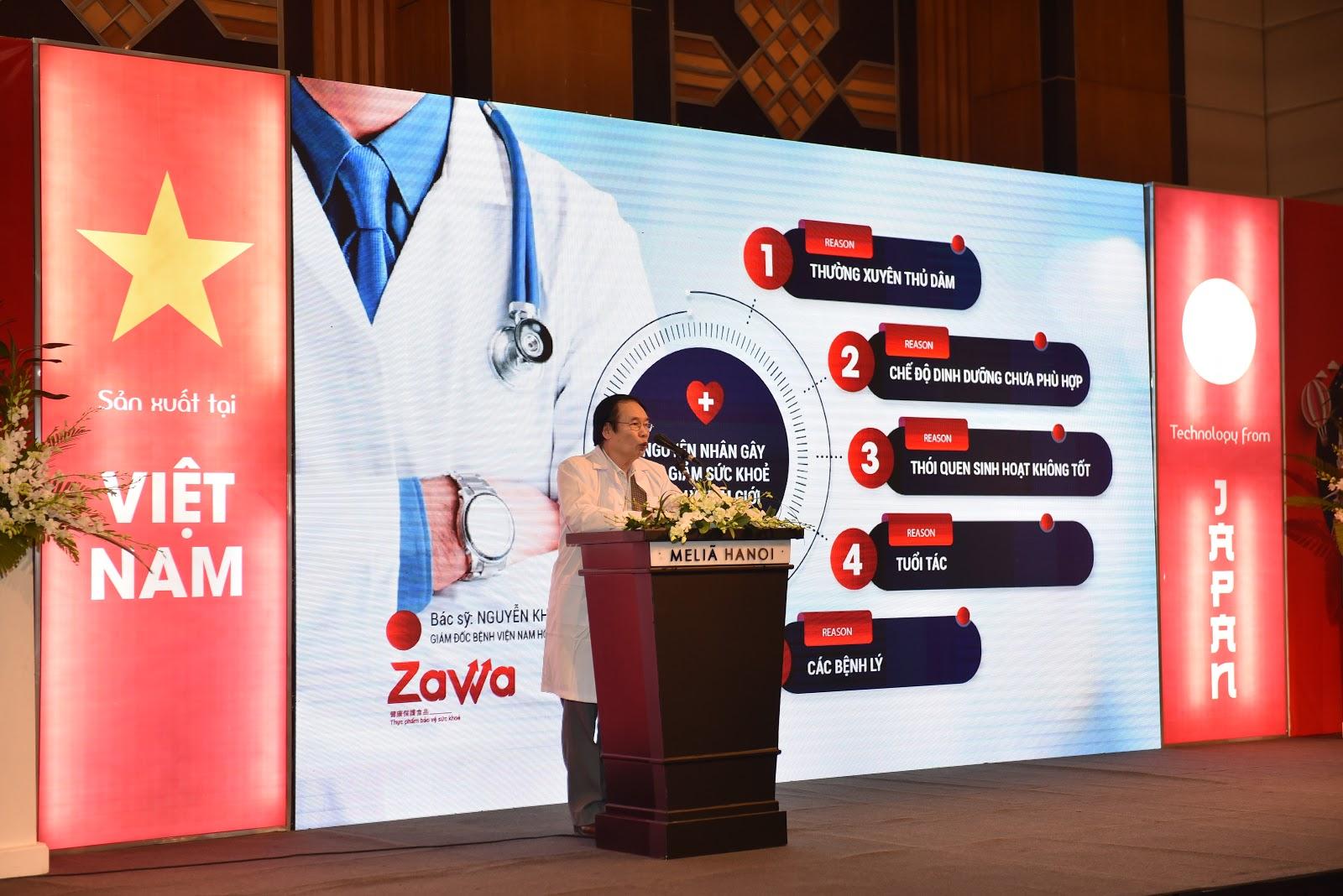 Thị trường thực phẩm sinh lý cho quý ông tại Việt Nam: Zawa đang chiếm ưu thế